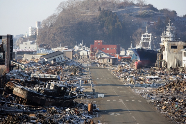 3.11東日本大震災を忘れてはいけない